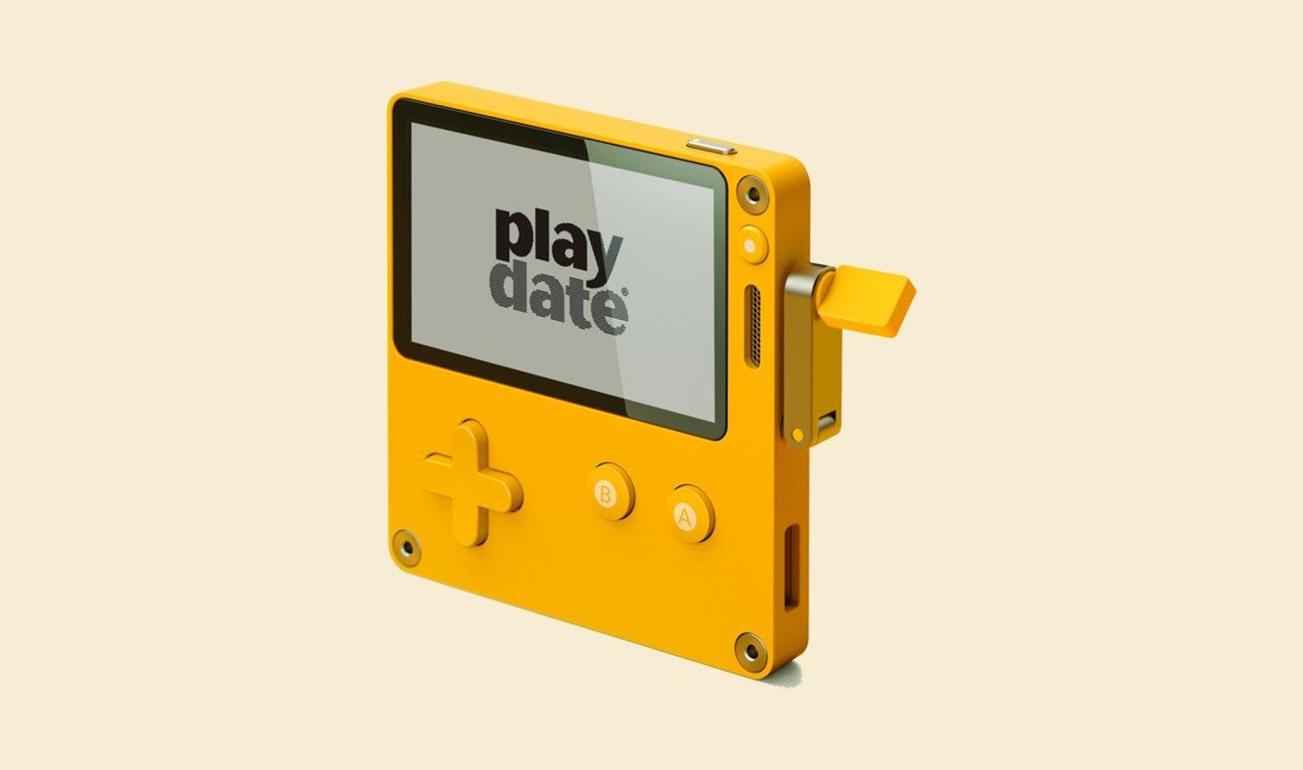 Playdate: Teenage Engineering entwickelt jetzt eine Spielkonsole