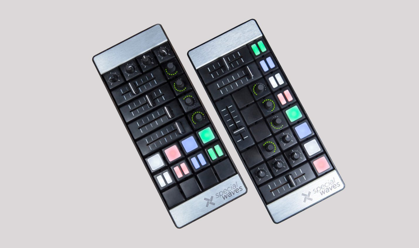 Specialwaves Mine S: Modularer Controller startet durch