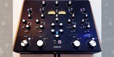 SuperStereo DN44 & DN48: 4-Kanal Rotary Mixer mit Röhre und DVS-Interface
