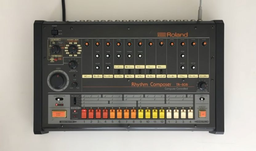 Video: Liebeserklärung an die Roland TR-808