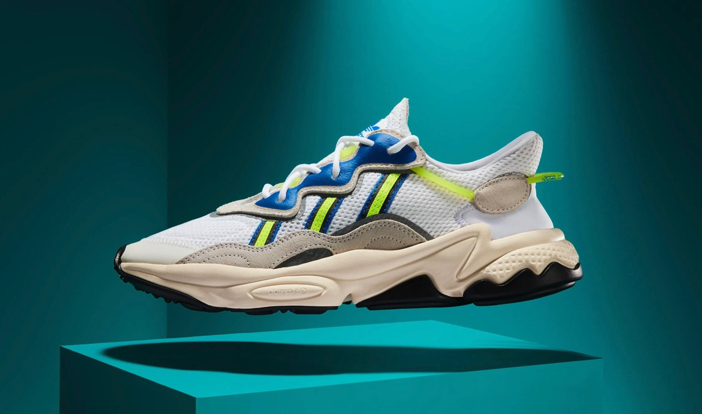Adidas: 90er-Rave inspirierter Sneaker Ozweego