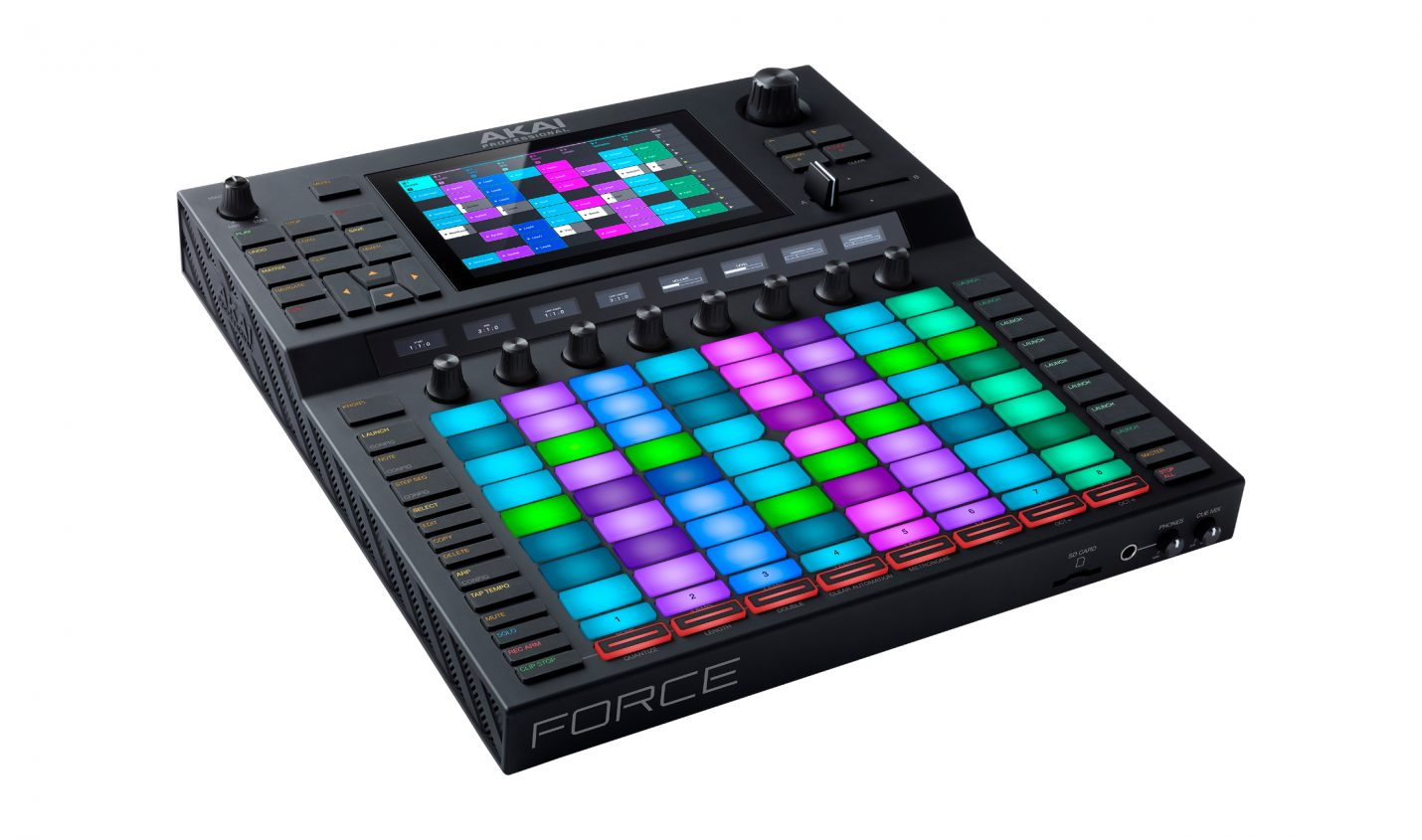 Test: Akai Force