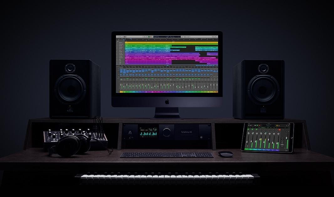 Apple: Logic Pro X bekommt ein Update
