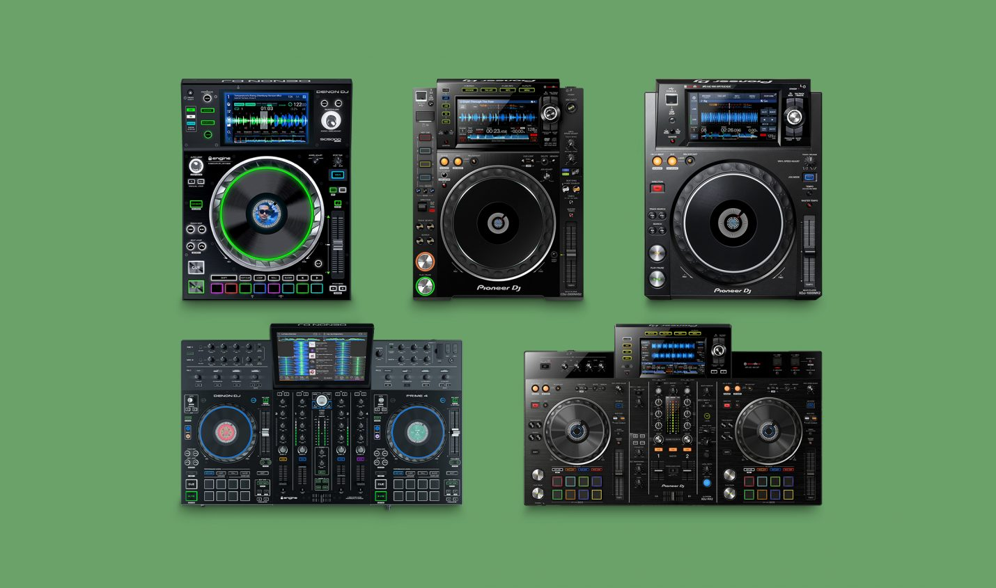 Überblick: Die besten DJ-Mediaplayer