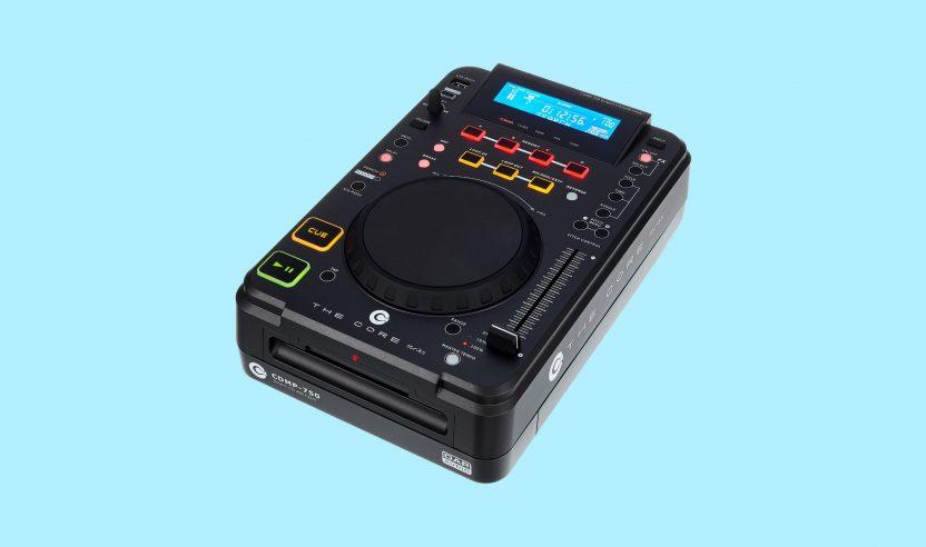Test: DAP Audio CDMP750