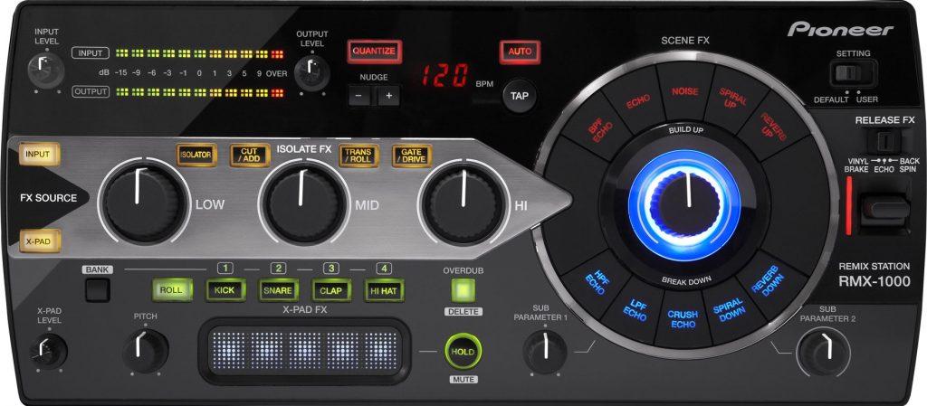 RMX-1000 von Pioneer DJ