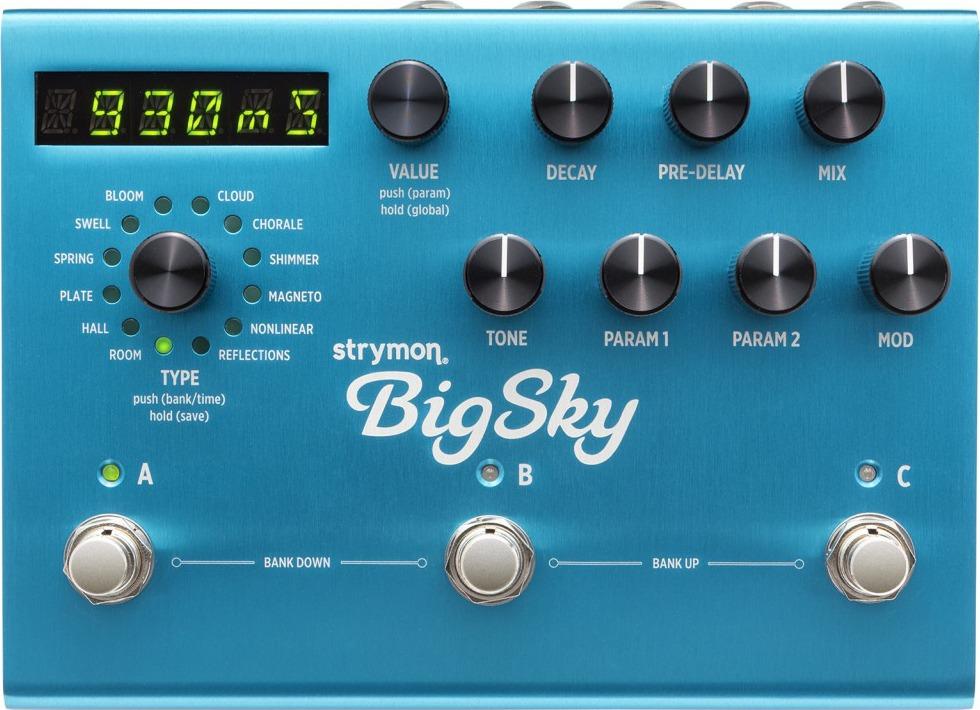 Der BigSky von Strymon.