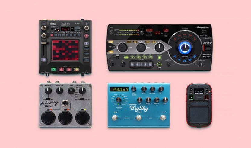 Überblick: Die besten DJ-Effektgeräte | 2021