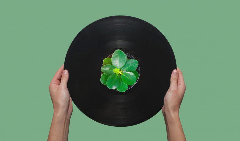 Klima-Feature: Nachhaltige Herstellung von Vinyl