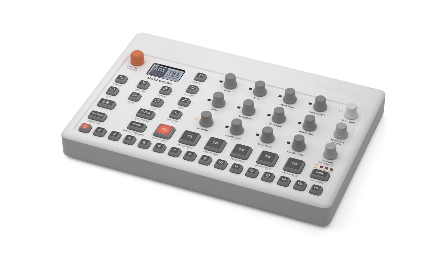 Test: Elektron Model:Samples