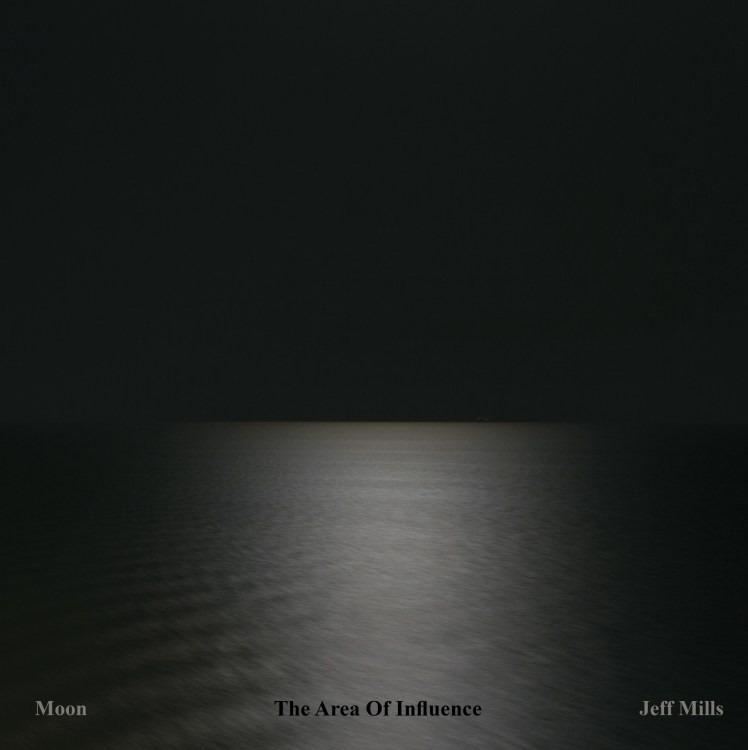 Das Albumcover von 'Moon - The Area Of Influence'