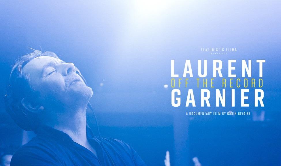 Dokumentation: Laurent Garnier veröffentlicht eigenen Film 'Off The Record'