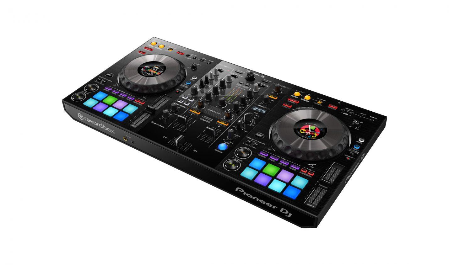 Test: Pioneer DJ DDJ-800