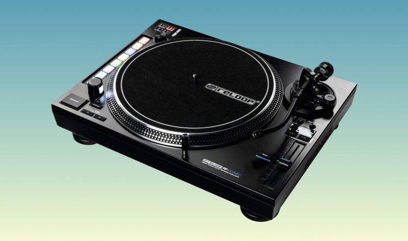 Test: Reloop RP-8000MK2 – Performance DJ-Turntable