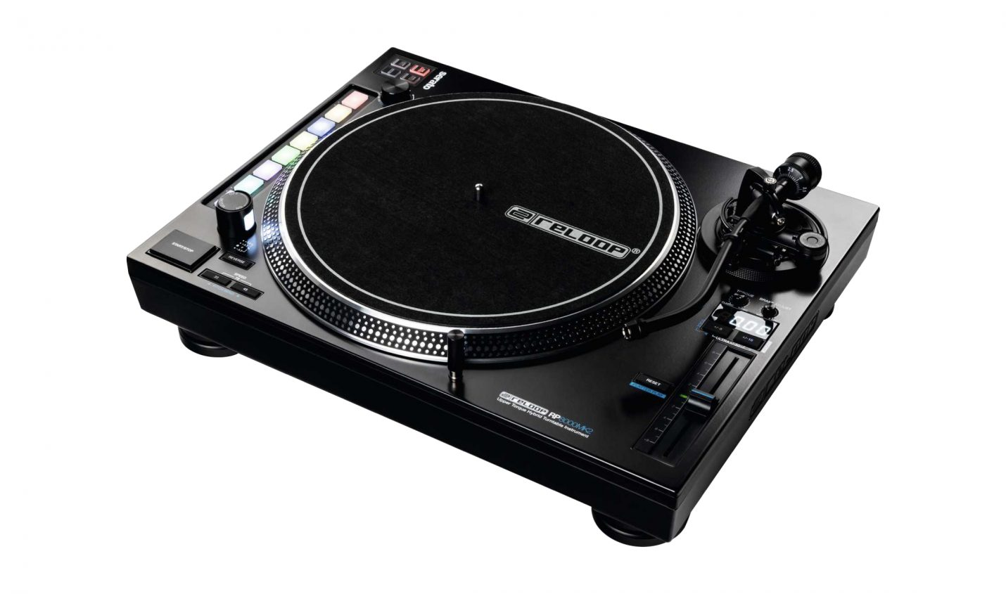 Test: Reloop RP-8000 MK2 – Performance DJ-Turntable