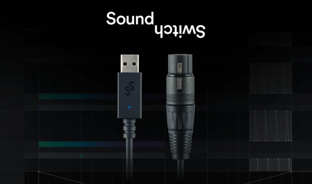 Neu: SoundSwitch 2.0 + Micro DMX Interface für unter 30$