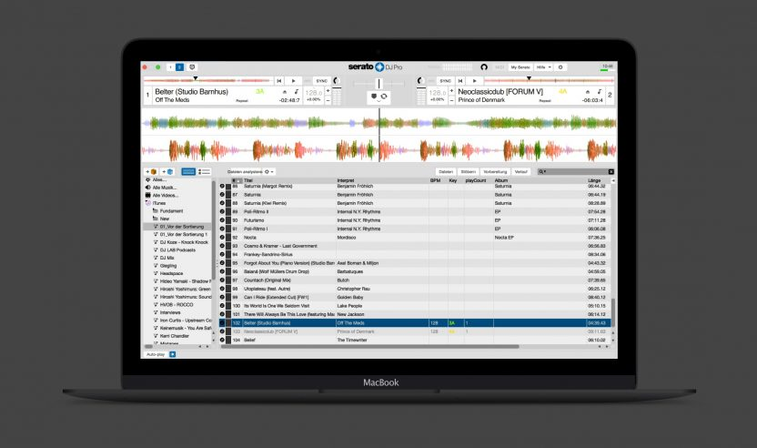 Serato DJ Pro 2.2 Beta: Day Mode, Play Count und mehr