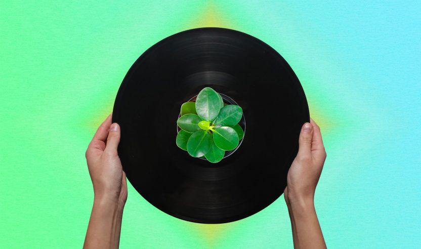 Feature: Nachhaltige Herstellung von Vinyl