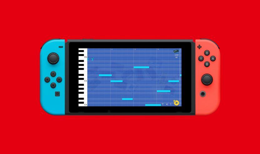Die Switch-Version von Korg Gadget bekommt neue Sounds