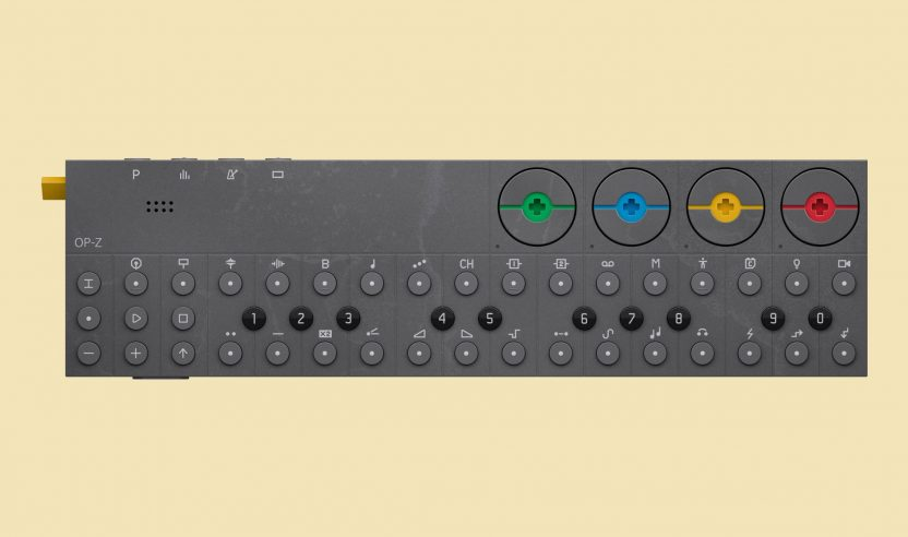 Test: Teenage Engineering OP-Z – Digital Workstation