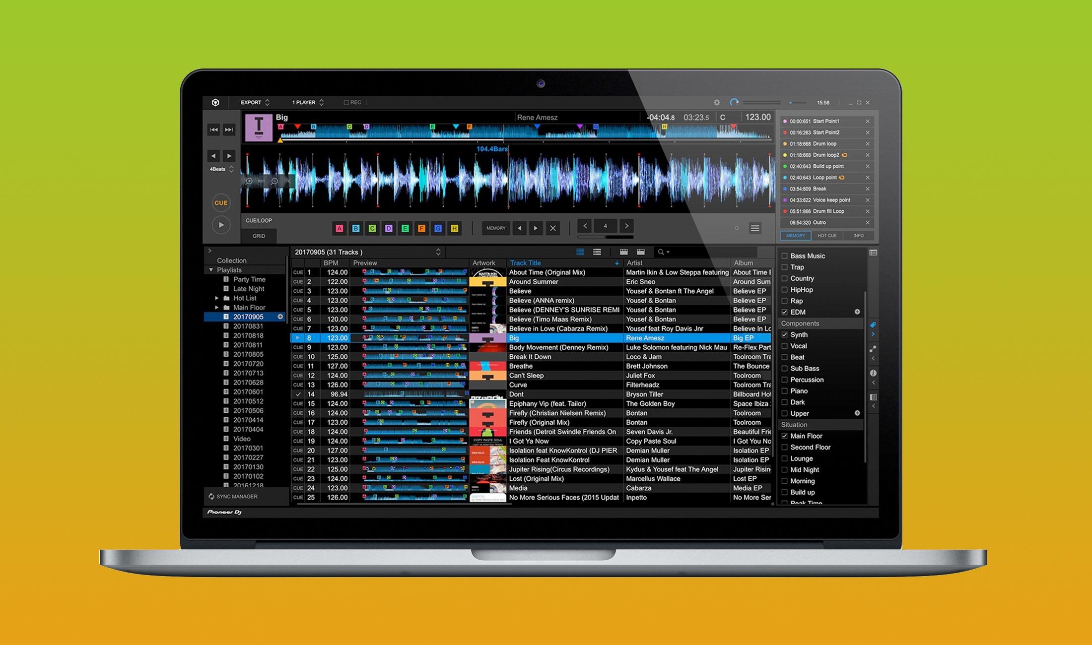 Rekordbox 5 6 1 Beta: Streaming für Beatport Link