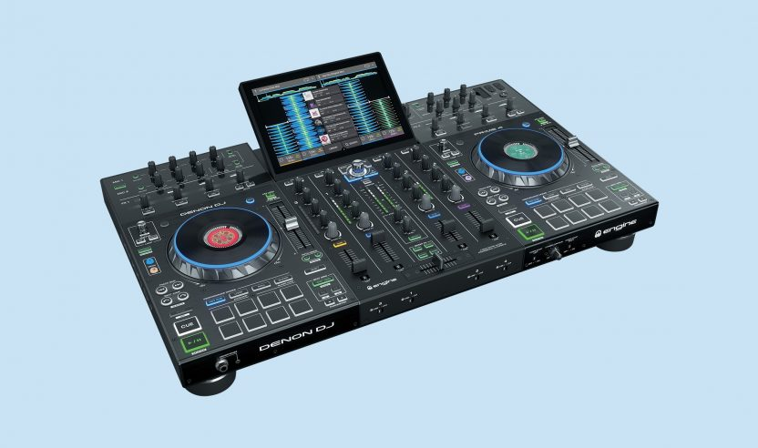 Test: Denon DJ Prime 4 – Standalone Workstation