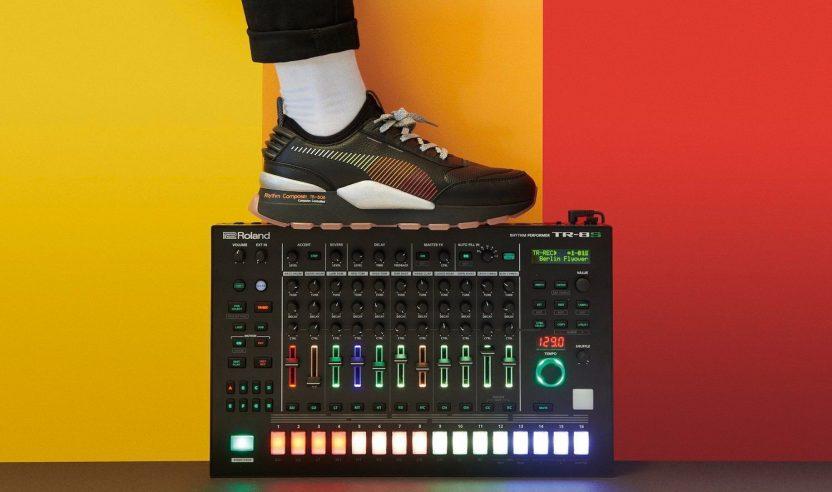 808-Day: Roland verlost 808-Sneaker und Serato-Scratch-Vinyl
