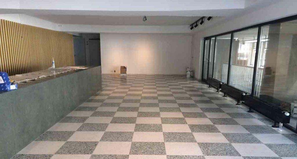 Der Salon des Amateurs steht vor der Wiedereröffnung.