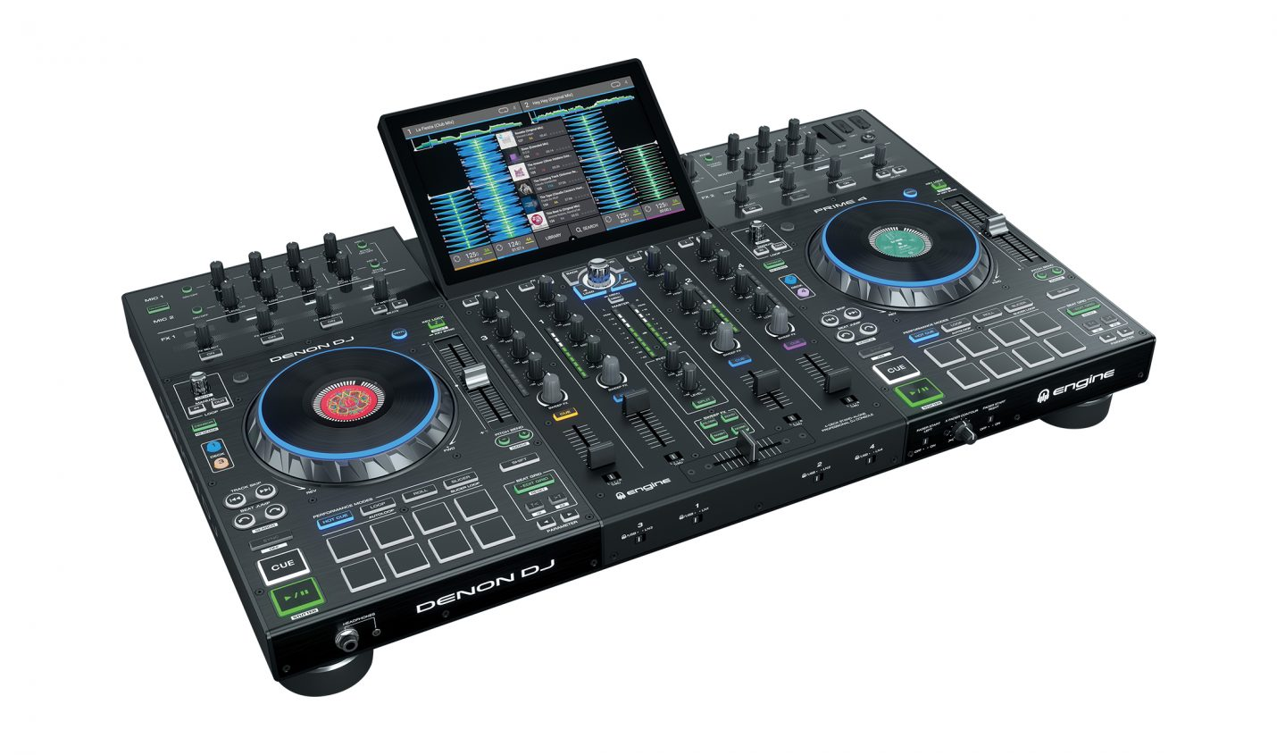 Test: Denon DJ Prime 4 – Standalone Workstation