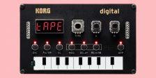 Neu: Der DIY-Synthesizer Nu:Tekt Digital von Korg