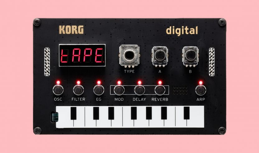 Neu: Der DIY-Synthesizer Nu:Tekt Digital von Korg