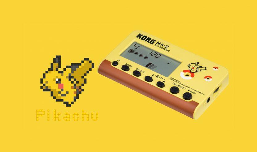 Neu: Korg bringt Pokémon Tuner und Metronom heraus