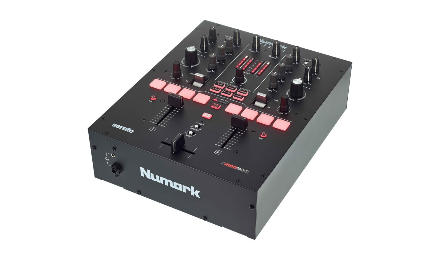 Test: Numark Scratch – Battlemixer