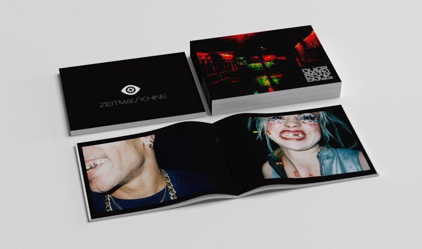 Over Rainbows | zeitmaschine Book: Bildband über Berliner Techno in den 90ern