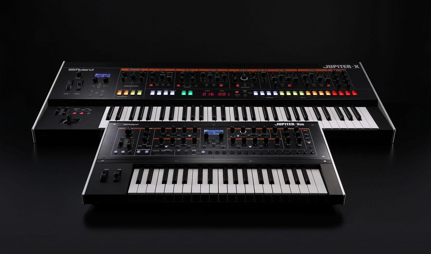 Neu: Roland stellt neue Jupiter-Synthesizer vor