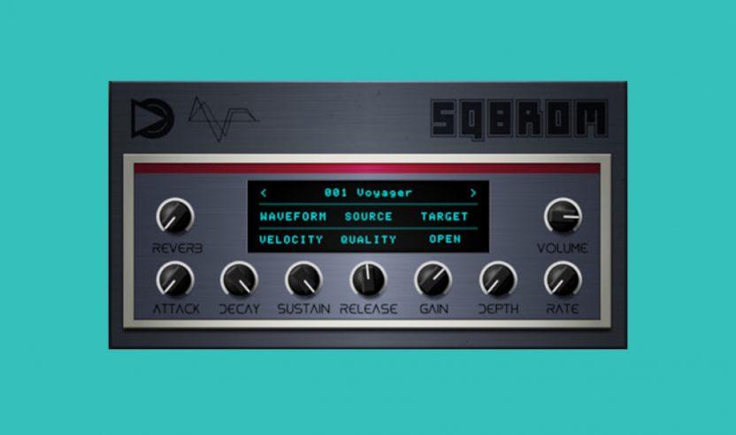 Kostenlos: 80er-Sounds des Ensoniq SQ-80 mit SQ8ROM