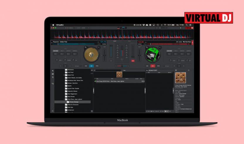 Neu: VirtualDJ 2020 - Neue Features und Layouts
