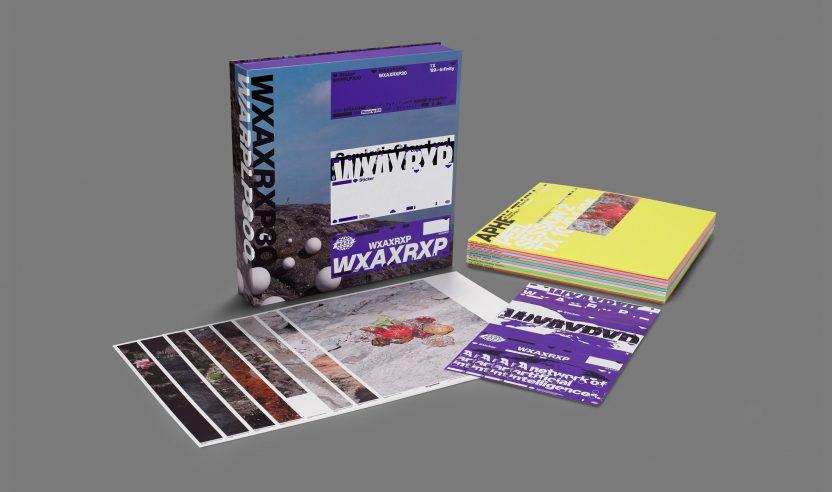 WXAXRXP Box Set: Ausgewählte Sessions von Warp-Künstlern auf 10 EPs