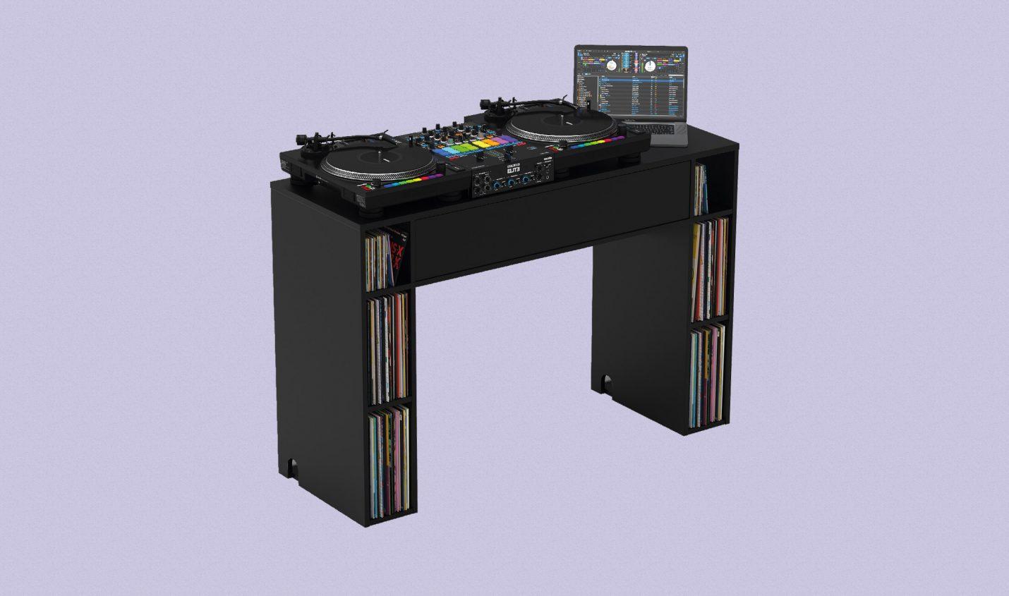 Neu: DJ-Mobiliar von Glorious