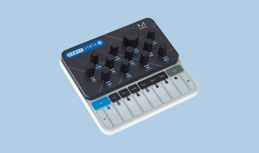 Test: Modal Electronics CRAFTsynth 2.0 / Wavetable-Synthesizer
