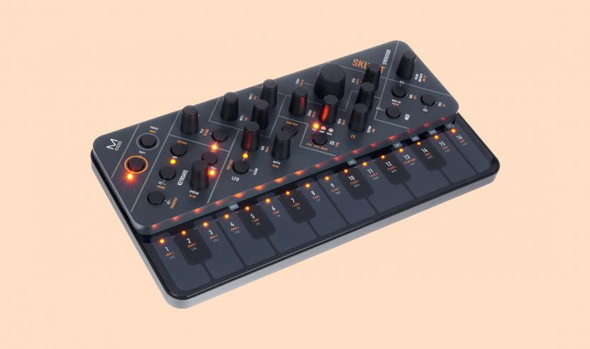 Test: Modal Electronics Skulpt / VA-Synthesizer
