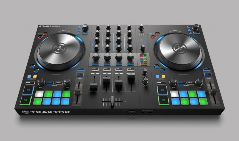 Native Instruments Traktor Kontrol S3 ist am Start - Update