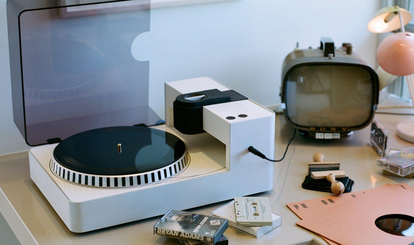 Kickstarter: Phonocut Home Vinyl Recorder – eigene Platten zu Hause schneiden