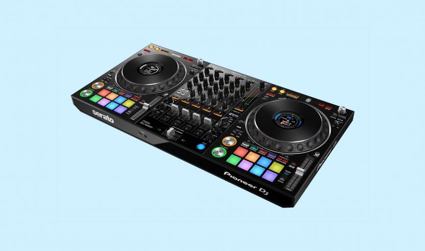 Test: Pioneer DJ DDJ-1000SRT – Serato-Controller
