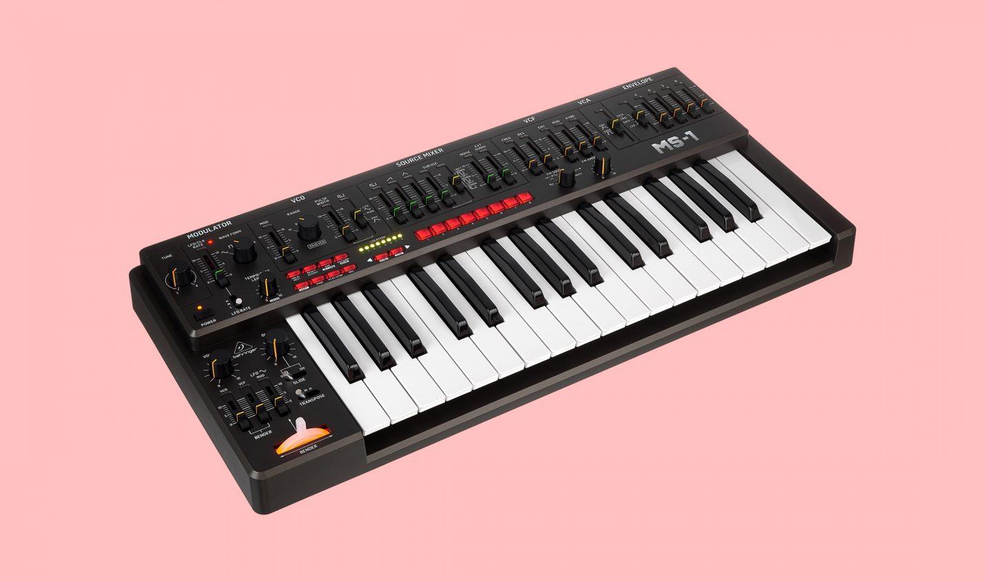 Test: Behringer MS-1 / Analog Synthesizer