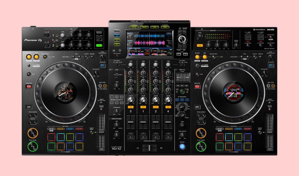 Neu: Pioneer DJ XDJ-XZ / All-in-one-System - DJ LAB