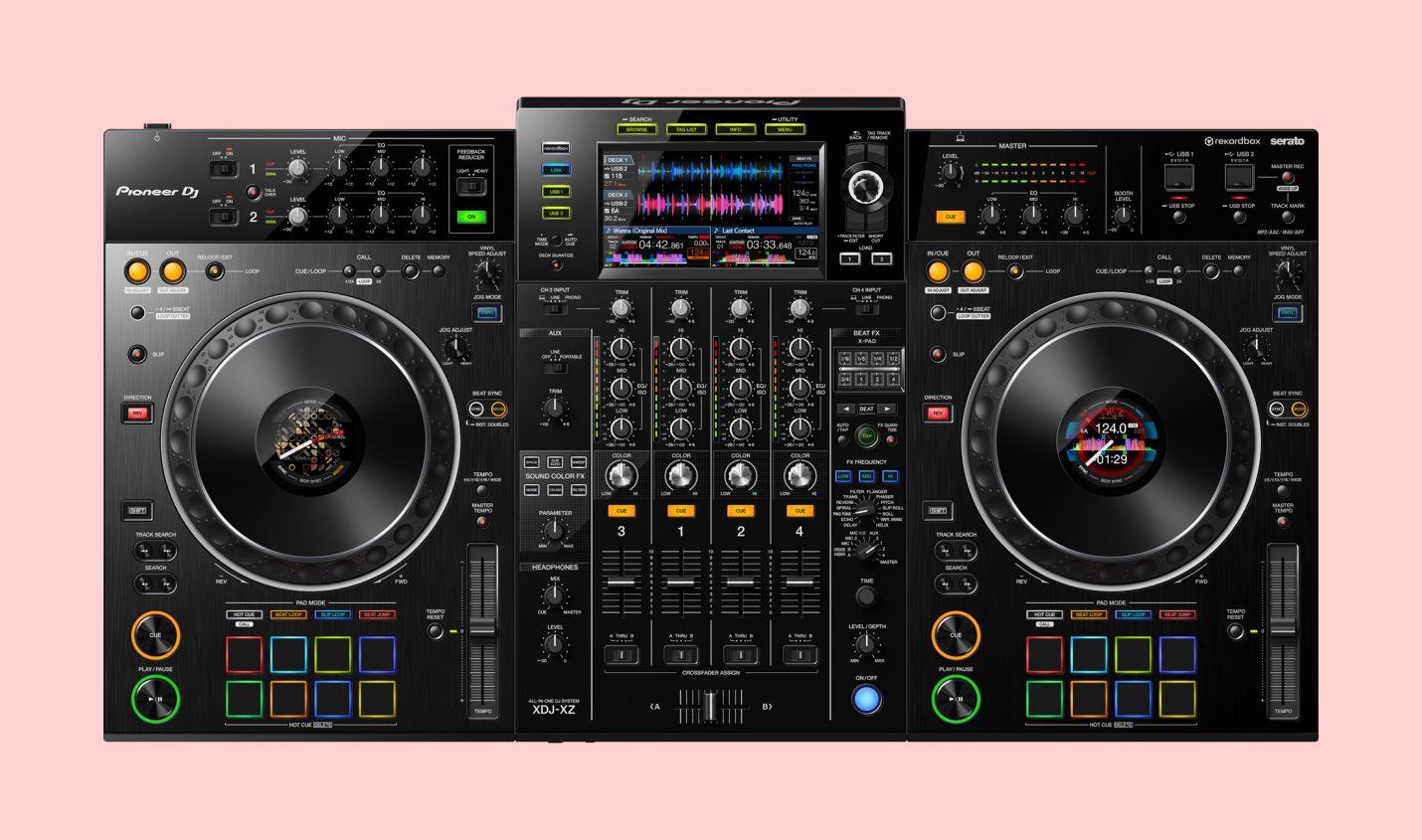 Neu: Pioneer DJ XDJ-XZ / All-in-one-System