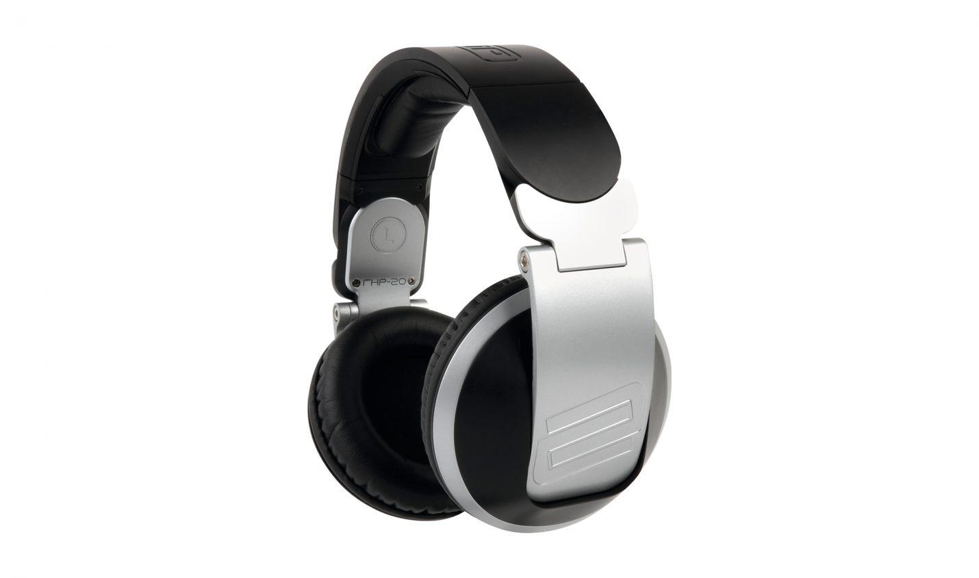 Test: Reloop RHP-20 / DJ-Kopfhörer