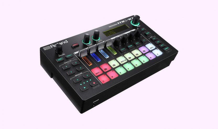 Test: Roland MC-101 / Groovebox