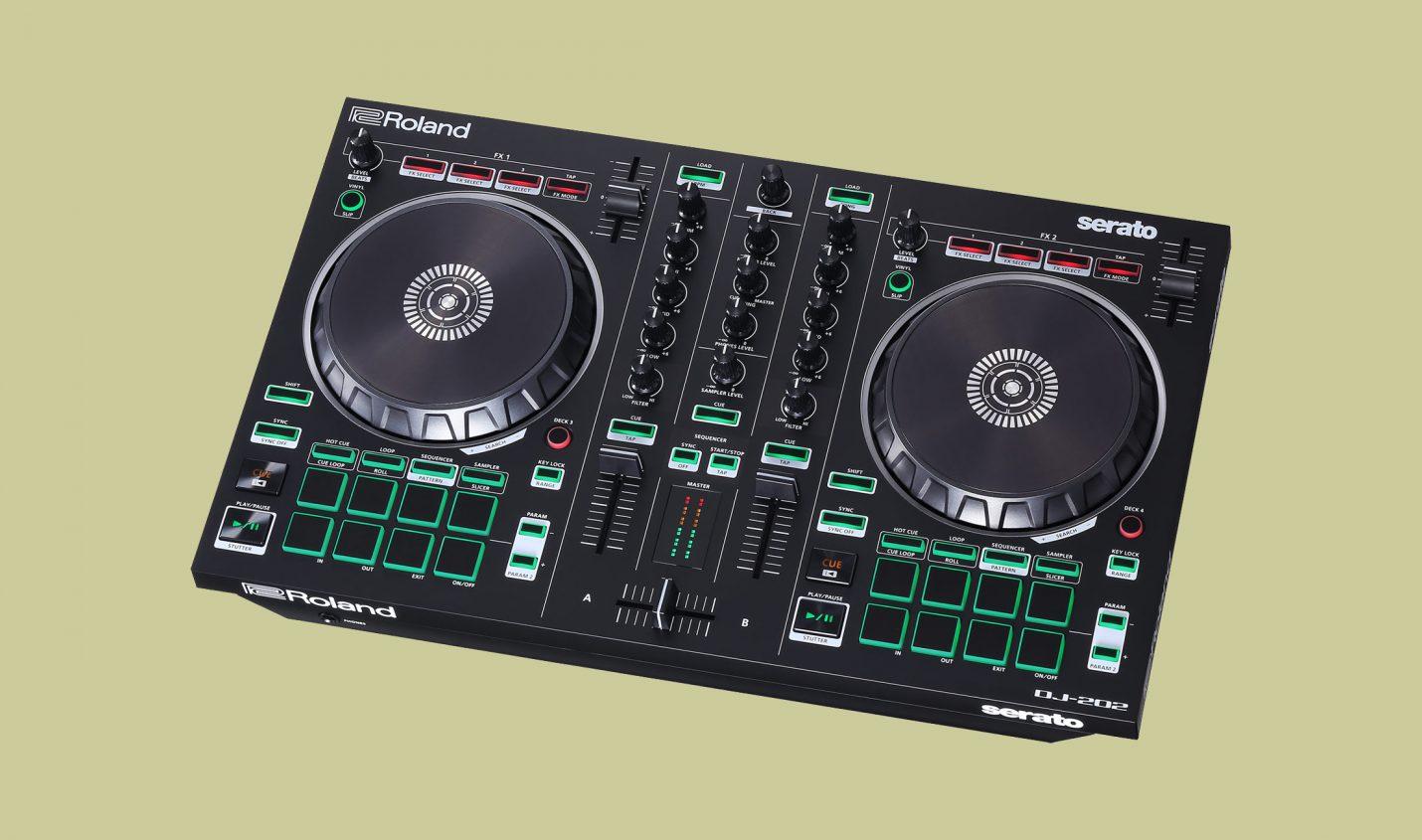 Weihnachtsgewinnspiel N.2: Roland DJ-202